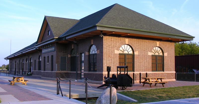 Bemidji depot