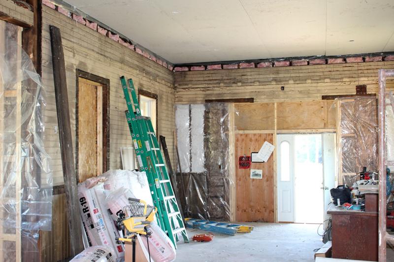 Interior Renovation – Save the Northfield Depot